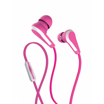 Allure 3.5mm Stereo Earbud Pink