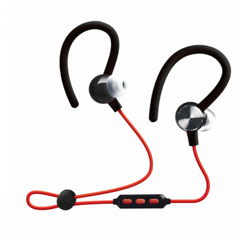 Flex Wireless Sport Earbuds Red