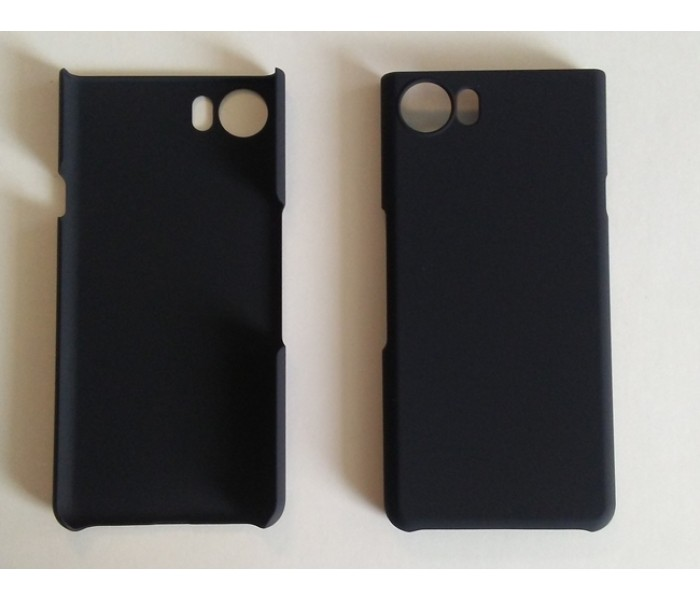 Blackberry Keyone -  Hard Plastic Case Black