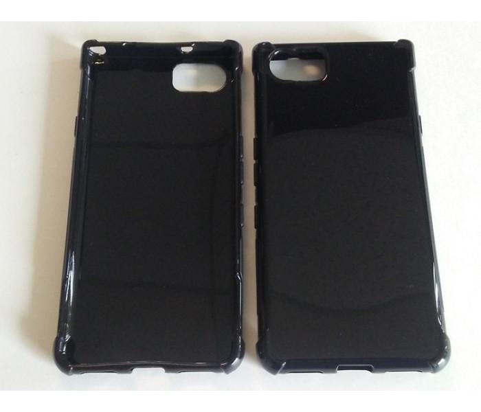 Blackberry Keyone - Soft TPU Case Black