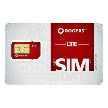 Rogers LTE Multi SIM Card