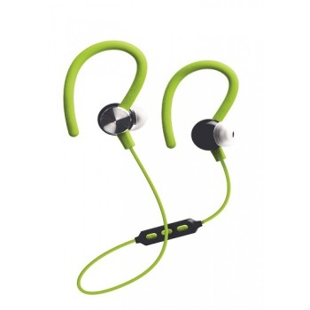 Flex Wireless Sport Earbuds Green