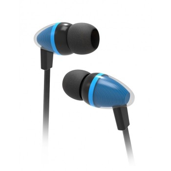 Onyx 3.5mm Stereo Earbud Blue