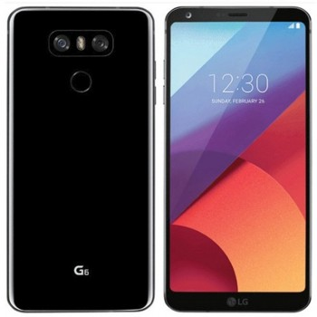 LG G6- Black- 32GB- Unlocked- Refurbished