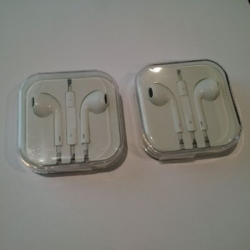 Iphone Compatible Headphones 3.5mm Works on All Phones - Generic
