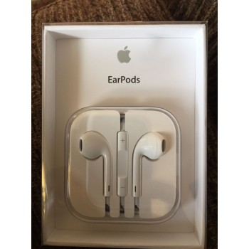 Apple Original Head Phones - Retail Packaging