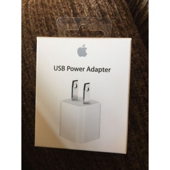 Apple Original Wall Charge Cube - Retail Packaging
